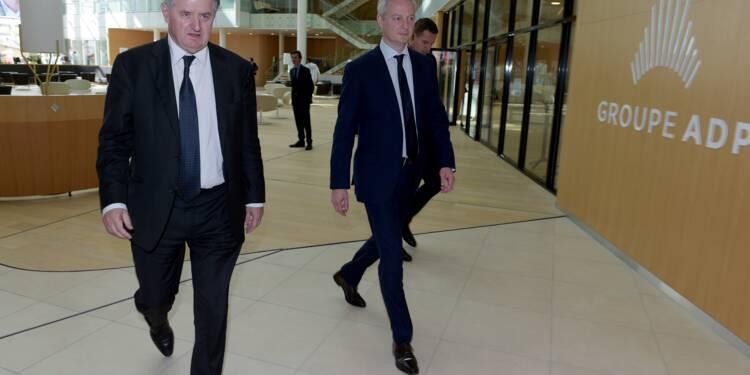 Aéroports de Paris: la privatisation n'est pas fermée aux investisseurs étrangers