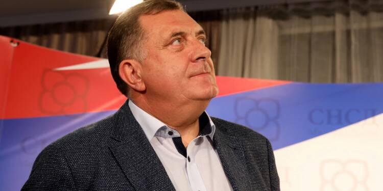 Présidence bosnienne: vers une victoire du nationaliste serbe Dodik