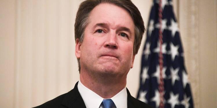 Le juge Kavanaugh fait ses débuts à la Cour suprême