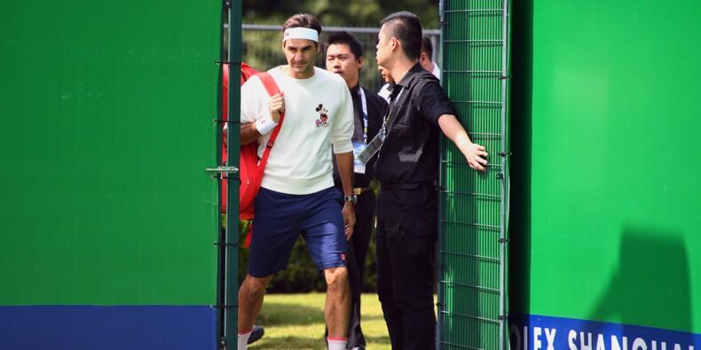 Tennis: Federer plein d'appétit à Shanghai, pour la fin de saison