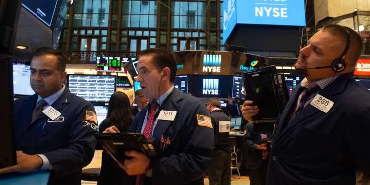 A Wall Street, le Dow Jones chute à nouveau de plus de 2%