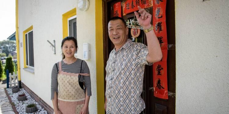 L'idylle de 1.000 entrepreneurs chinois dans la campagne allemande