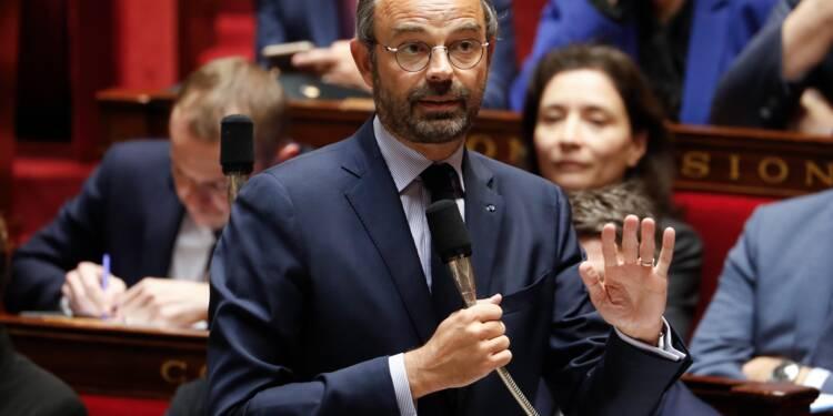 Brexit: Philippe nomme un coordinateur face aux inquiétudes des ports français