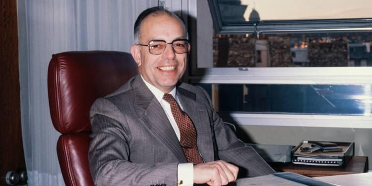 Décès de Raymond Lévy, ancien PDG de Renault