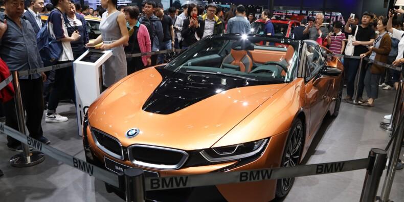 BMW va prendre la majorité du capital de sa coentreprise en Chine