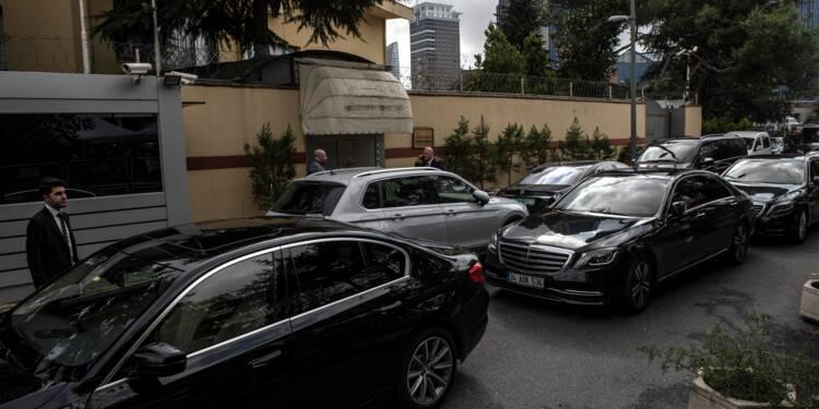 Disparition Khashoggi : une délégation saoudienne en Turquie