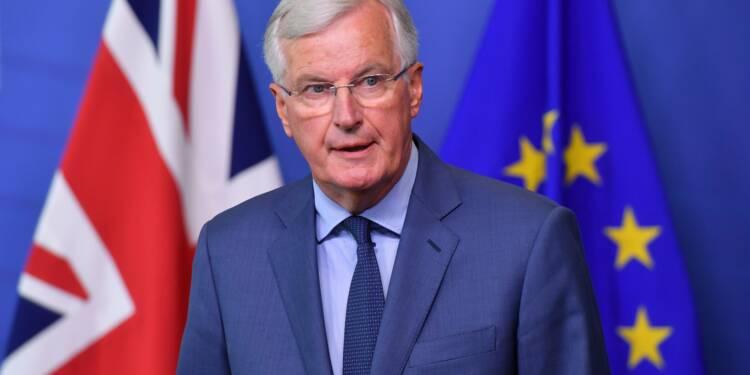 Brexit : Londres et Bruxelles toujours pas d'accord