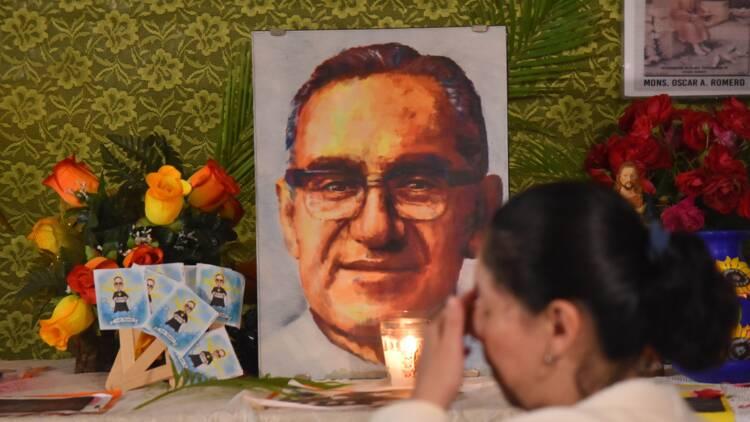 """Mgr Romero, archevêque de San Salvador et saint des """"sans voix"""""""