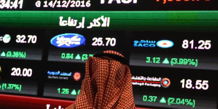 La Bourse de Ryad plonge de 7% et efface tous ses gains de 2018