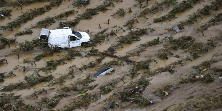 Inondations dans l'Aude: 11 morts, le système d'alerte critiqué