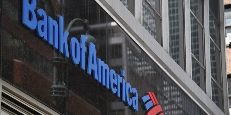 """Bank of America annonce le """"meilleur"""" bénéfice trimestriel de son """"histoire"""""""