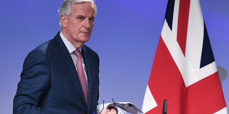 """Brexit: l'UE """"intensifie"""" ses préparatifs pour le scénario d'une absence d'accord"""