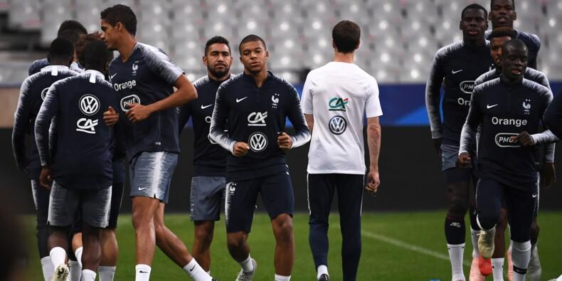 France-Allemagne: les Bleus enfin en mode champions du monde ?