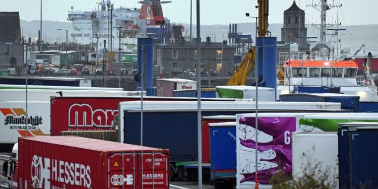 A Holyhead, une liaison maritime cruciale sous la menace du Brexit