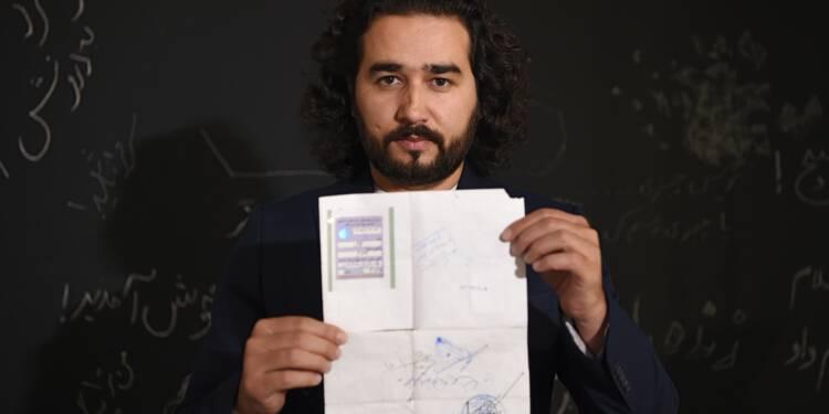 """""""C'est notre devoir"""": voter en Afghanistan au péril de sa vie"""