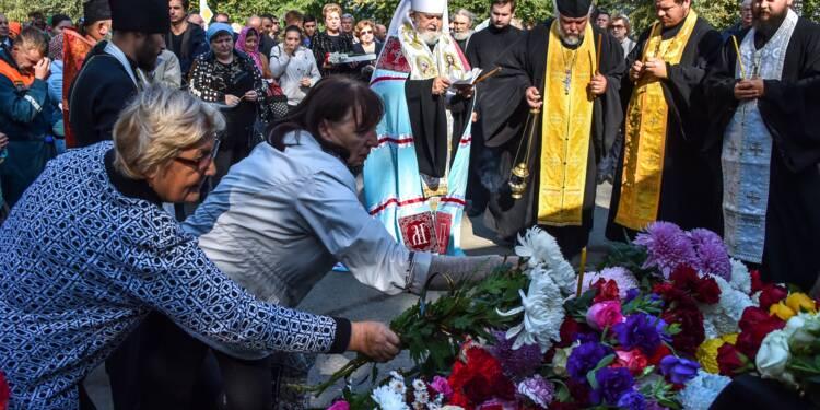 Crimée: les enquêteurs se penchent les motivations du tueur