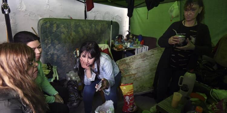 Dans une Argentine en crise, l'emploi se raréfie