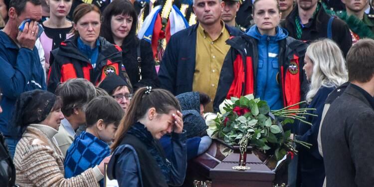 A Kertch, le spectre du terrorisme derrière la tuerie du lycée