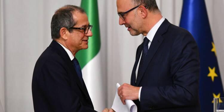 "Budget italien: un accord avec Bruxelles sera ""très compliqué à trouver"""