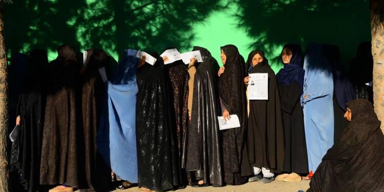 Afghanistan: les élections commencent dans le chaos
