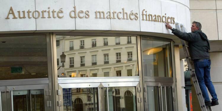 Piratage: le gendarme boursier alerte sur un faux site à son nom