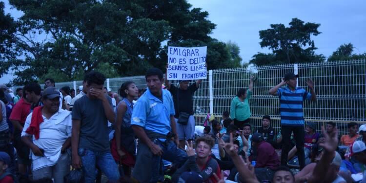 Trump veut réduire l'aide à des pays d'Amérique centrale —