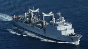 Parly annonce la commande de pétroliers ravitailleurs pour la Marine