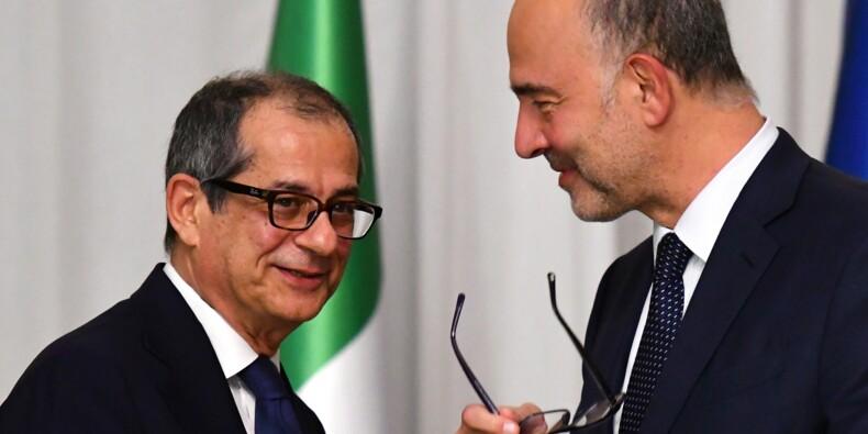 Première dans l'Union : Bruxelles refuse le budget de l'Italie