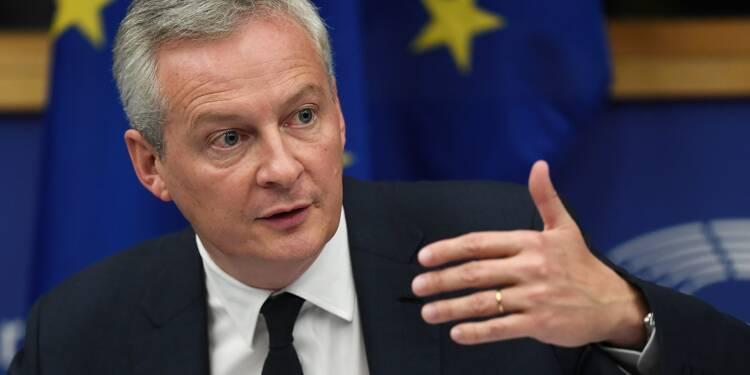 """Reprise d'Ascoval: Bruno Le Maire rappelle Vallourec à """"ses responsabilités"""""""