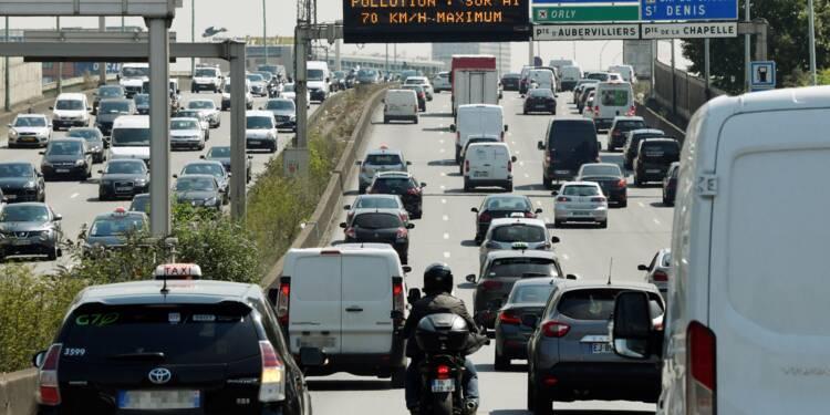 Automobile: l'Assemblée vote le durcissement du malus écologique