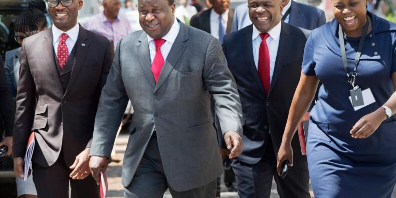 L'Afrique du Sud revoit ses prévisions de croissance à la baisse
