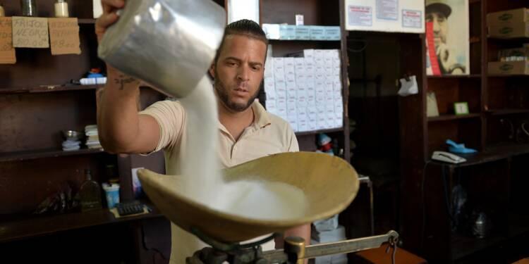 Autrefois roi du sucre, Cuba en fait désormais venir de France