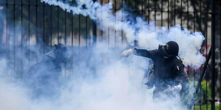 Argentine : incidents en marge du vote d'un budget controversé