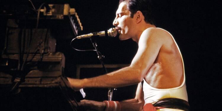 """""""The show must go on"""": Freddie Mercury revit sur grand écran"""