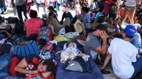 Les migrants honduriens repartent, les tensions américano-mexicaines aussi