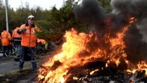 """Marine Le Pen appelle l'État à """"recapitaliser"""" l'aciérie Ascoval"""