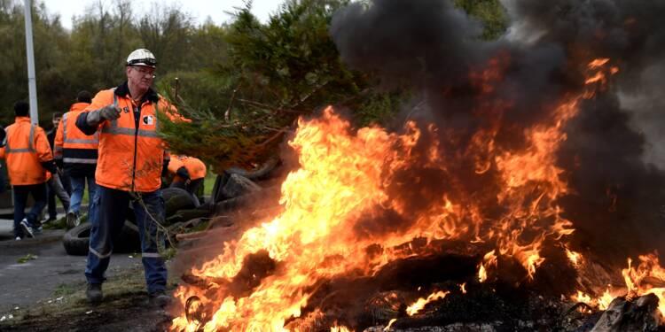 Ascoval: deux semaines de sursis, l'aciérie toujours bloquée