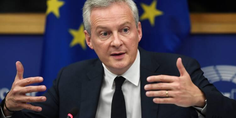 Taxe numérique: Paris s'attend à un prochain accord avec Berlin