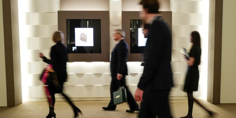 Richemont s'allie à Alibaba pour la vente de produits de luxe en ligne