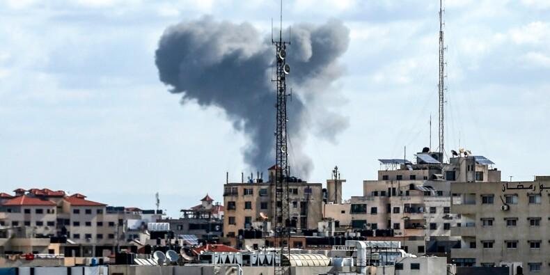Gaza: Israël accuse la Syrie et l'Iran d'avoir ordonné des tirs de roquettes