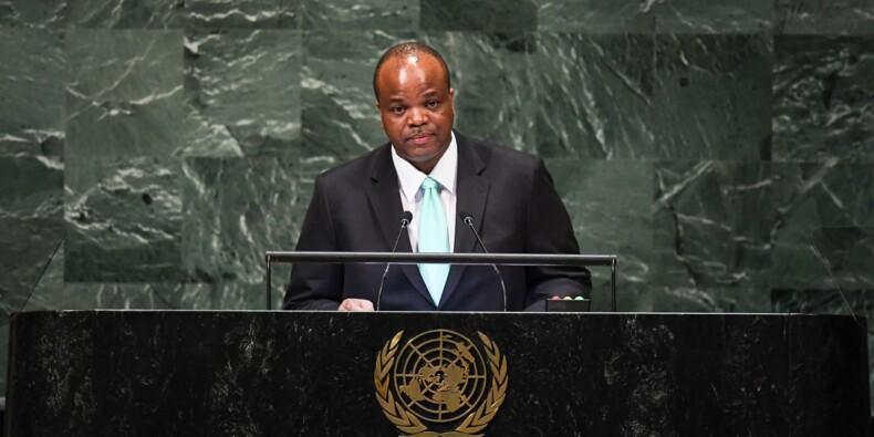 Le roi de l'eSwatini nomme un Premier ministre novice en politique