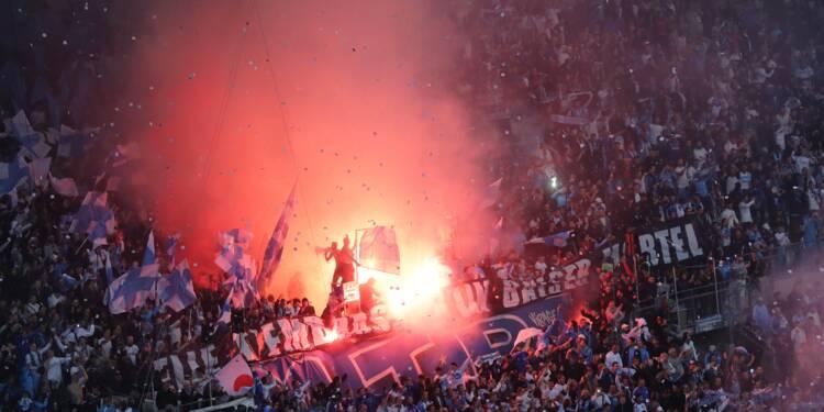 """Ligue 1: OM-PSG, la folie du """"clasico"""" pour oublier les maux européens"""