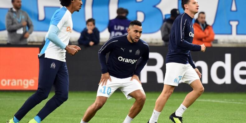 Ligue 1: Thauvin titulaire pour OM-PSG, Mbappé remplaçant