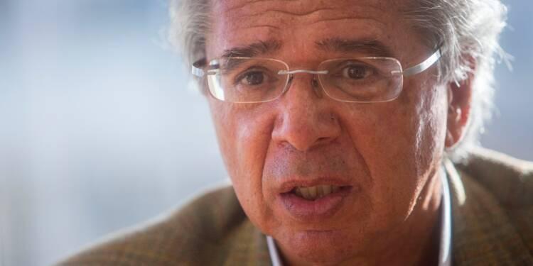 Brésil : Paulo Guedes, l'économiste ultra-libéral de Bolsonaro