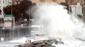 Tempête en Corse : la Corse du sud passe à l'orange, la Haute-Corse reste en rouge