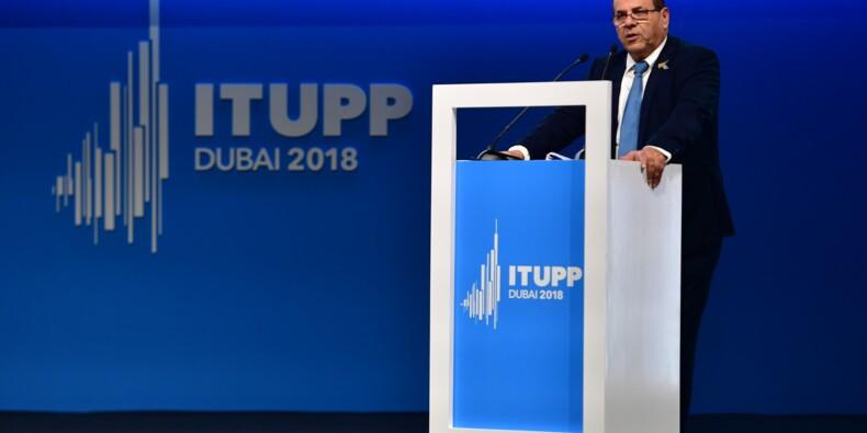 """A Dubaï, un ministre israélien plaide en arabe pour """"la paix et la sécurité"""""""