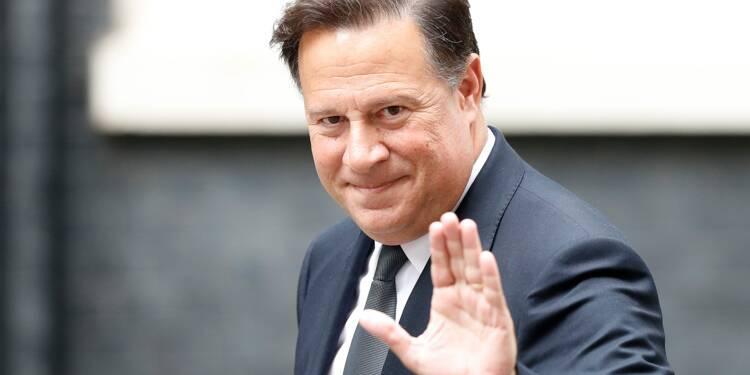 Le président du Panama exhorte le Parlement à légiférer contre l'évasion fiscale
