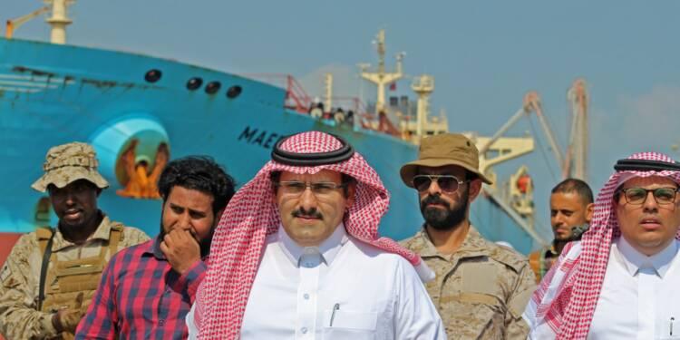 Ryad livre une première cargaison de carburant au Yémen pour alimenter les centrales électriques
