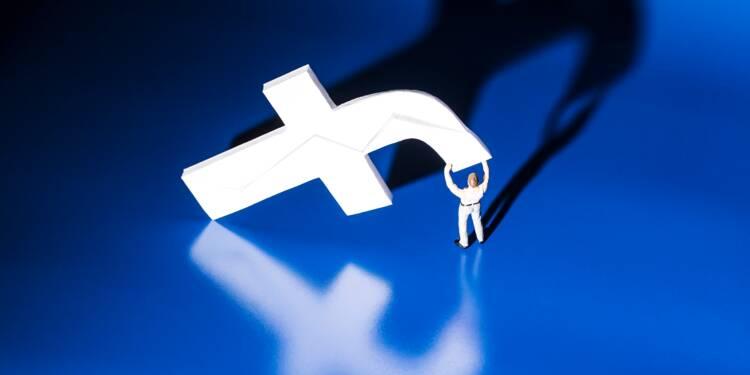 Le chiffre d'affaires de Facebook au troisième trimestre est en baisse