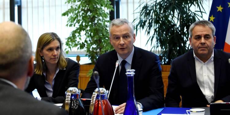 """Ascoval: l'offre d'Altifort """"solide"""" pour Le Maire, """"viable"""" pour les experts"""
